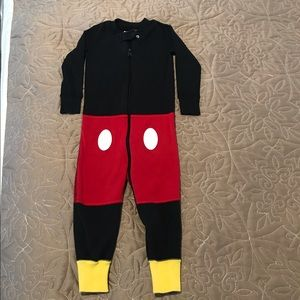 Mickey PJs by Hanna Andersson size 18-24 months